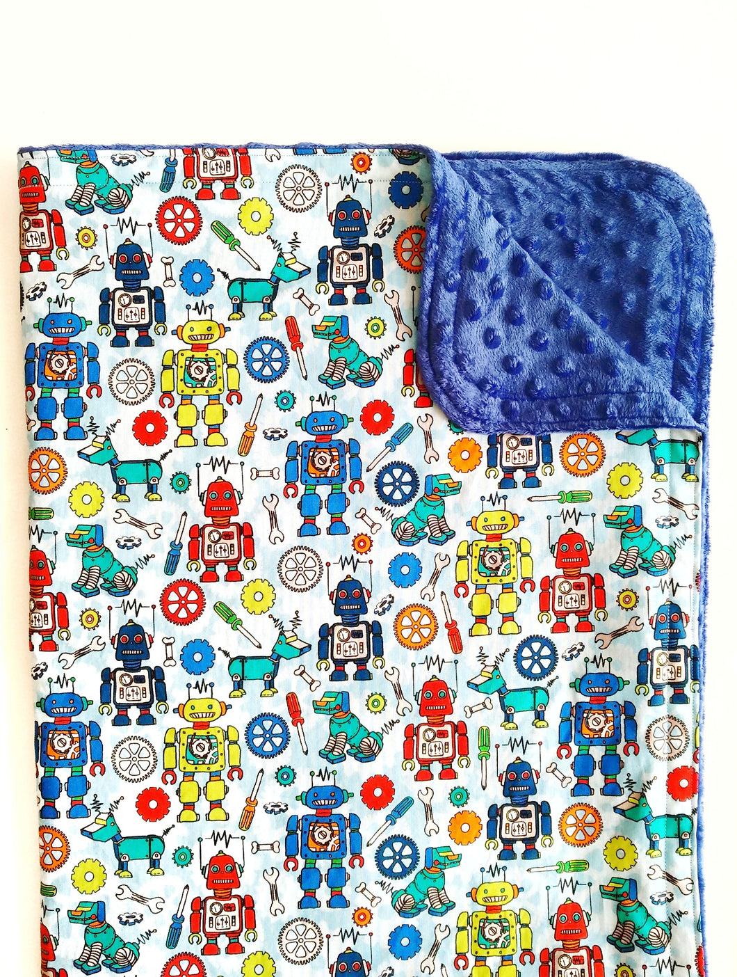 ROBOTS Cloud Blanket