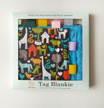 Zoo Tag Blankie(last pc)