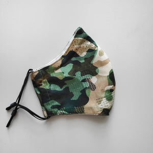 Camo Face Mask (From$14)