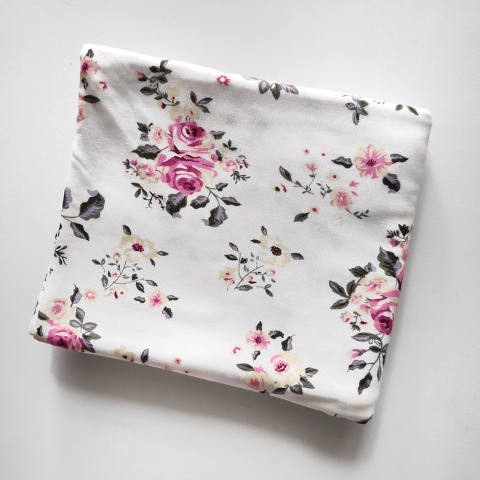 Summer blooms Nursing Poncho