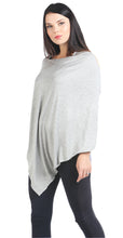 Heather Grey Nursing Poncho
