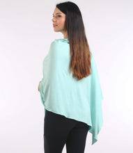 Misty Mint Nursing Poncho