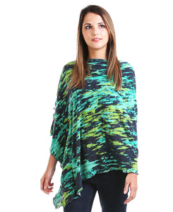 Painterly Nursing Poncho