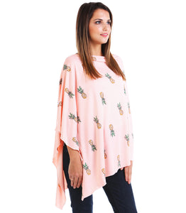 Tropical Dream Nursing Poncho