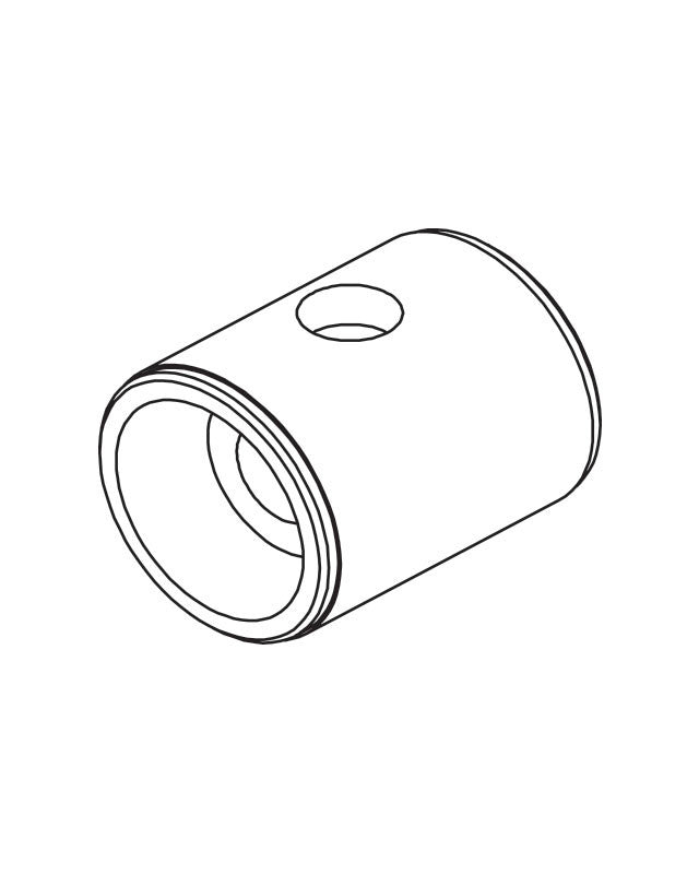 P304 - Graphite Tube - GBC Part Number - 45-0004-00