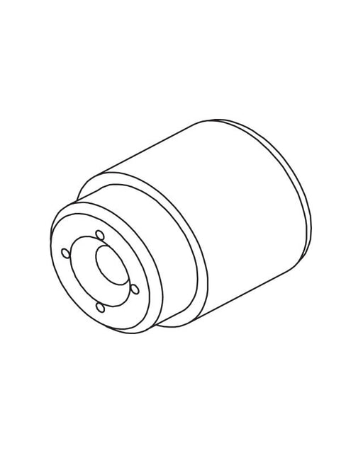 P312 - Graphite Tube - Varian Part Number - 63-100016-00