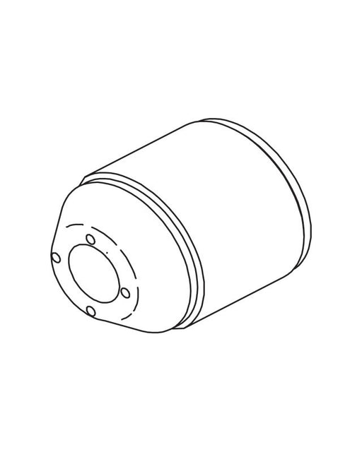 P314 - Graphite Tube - Varian Part Number - 63-100017-00