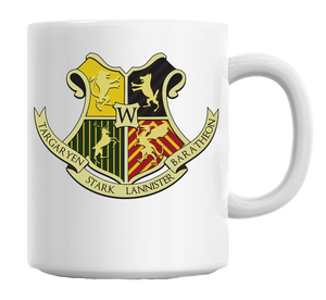 A School of Ice and Fire Mug