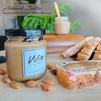 Wholesome Almond Butter