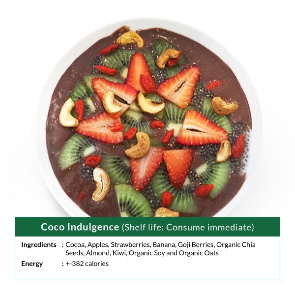 Coco Indulgence Smoothie Bowl