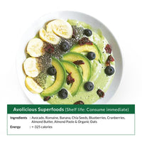 Avolicious Superfoods Smoothie Bowl