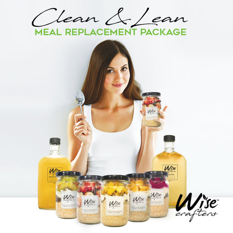 Clean & Lean Meal Replacement Combo 健康燕麦套餐 (MEAL PLAN TRIAL SET)