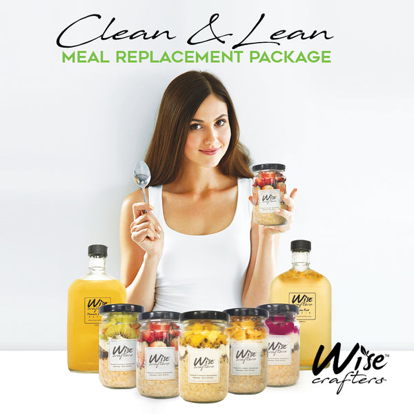 Clean & Lean Oatmeal Package  (Meal Plan Trial Set)