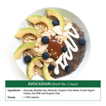 Avocadian (Shelf life: 2 days)