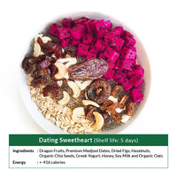 Dating Sweetheart (Shelf life: 5 days)