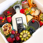 Lovers' Garden ( Valentines' Day Grazing Box for 2 pax)