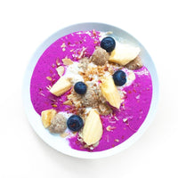 Pitaya Kefir Parfait (Smoothie Bowl)