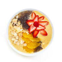 Pumpkin Pie(Smoothie Bowl)