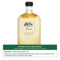Passion Fruit Kefir