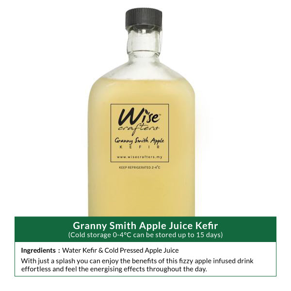 Granny Smith Apple Kefir