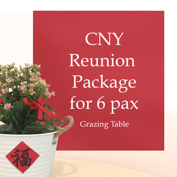 CNY Reunion Package for 6 pax