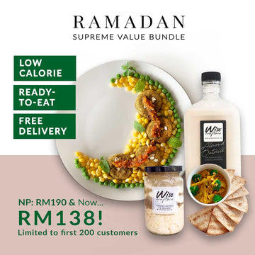 Ramadan Value Bundle ( Free Delivery)