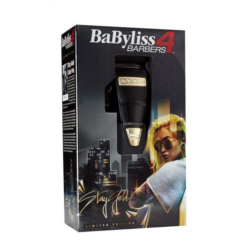 Charli and Kate Electricals Babyliss Pro BLACKFX LITHIUM CLIPPER - INFLUENCER COLLECTION