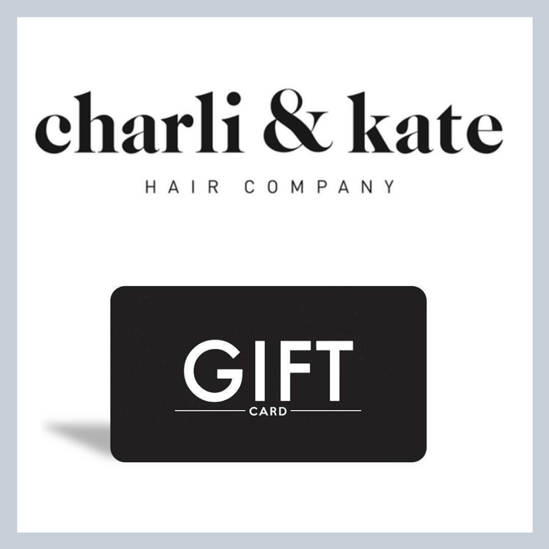 Charli and Kate Gift Voucher Charli & Kate Gift Voucher