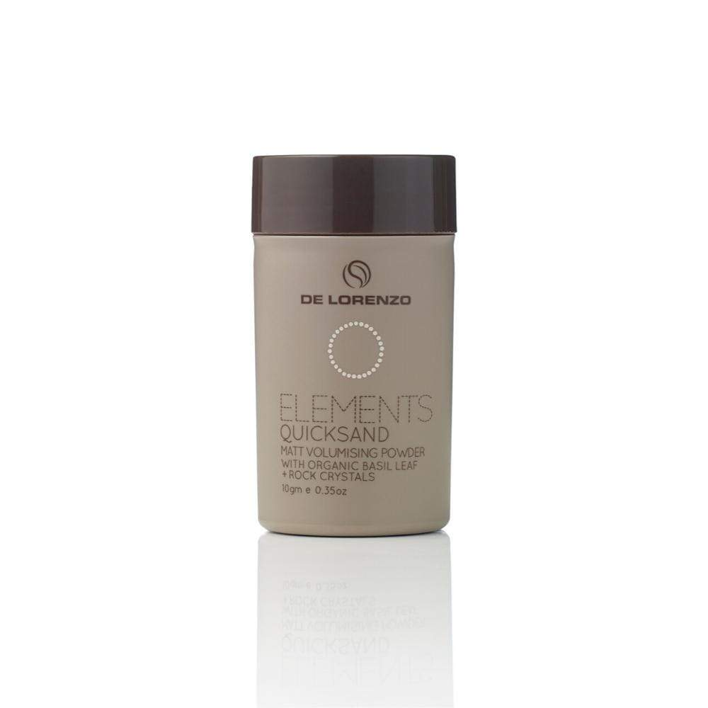 De Lorenzo Styling De Lorenzo Elements Quicksand Matt Styling Powder 10G