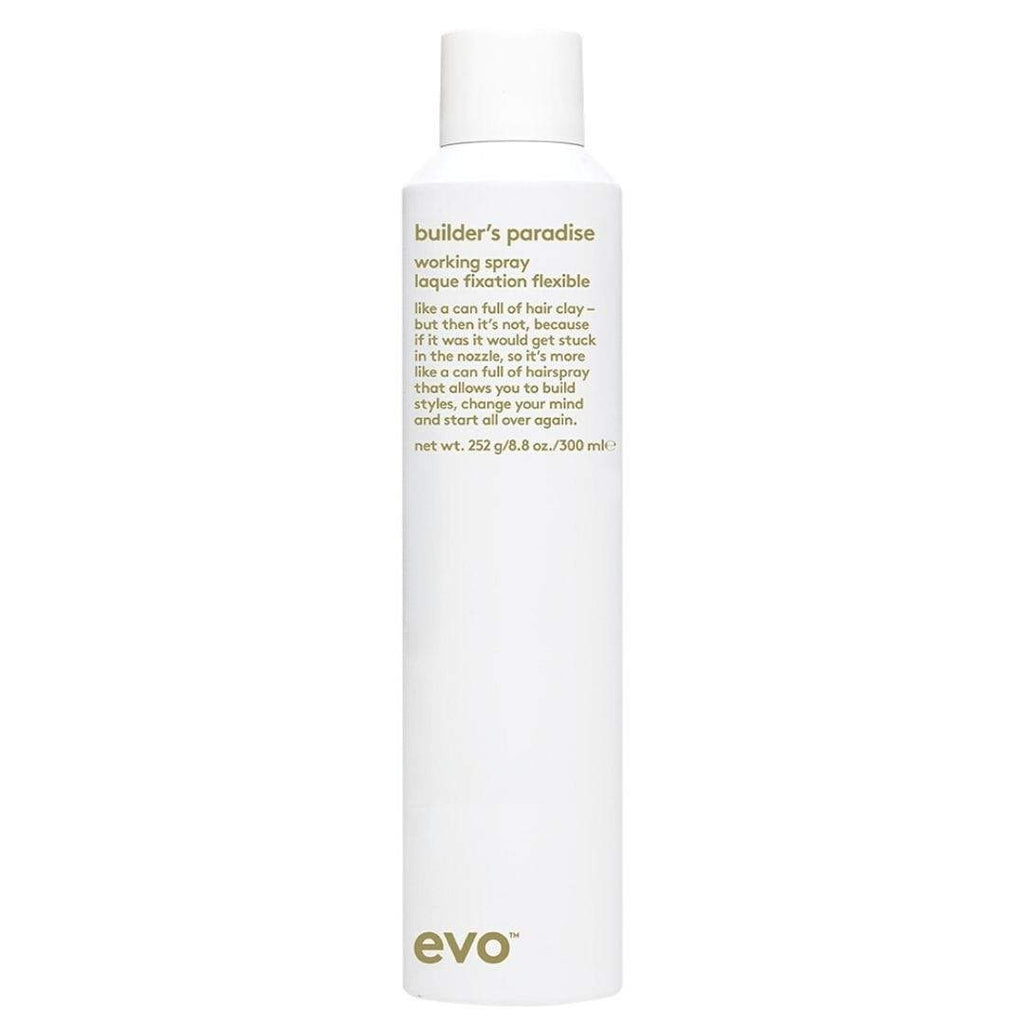 evo Styling Builder's Paradise Working Spray 300ml