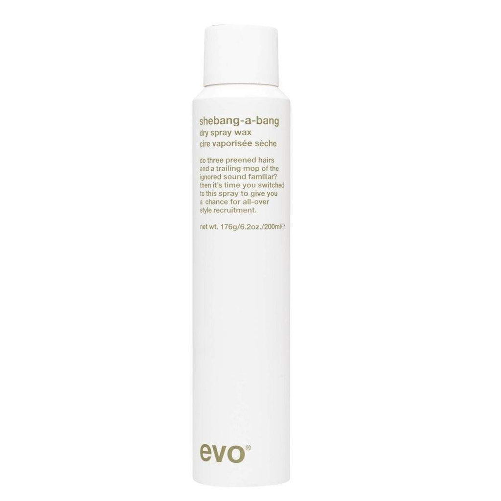 evo Styling Shebangabang Dry Spray Wax 200ml