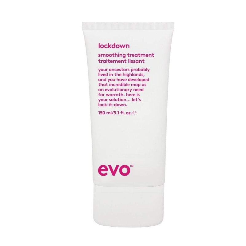 evo Treatment Lockdown Leave In Smoothing Treatment 150ml