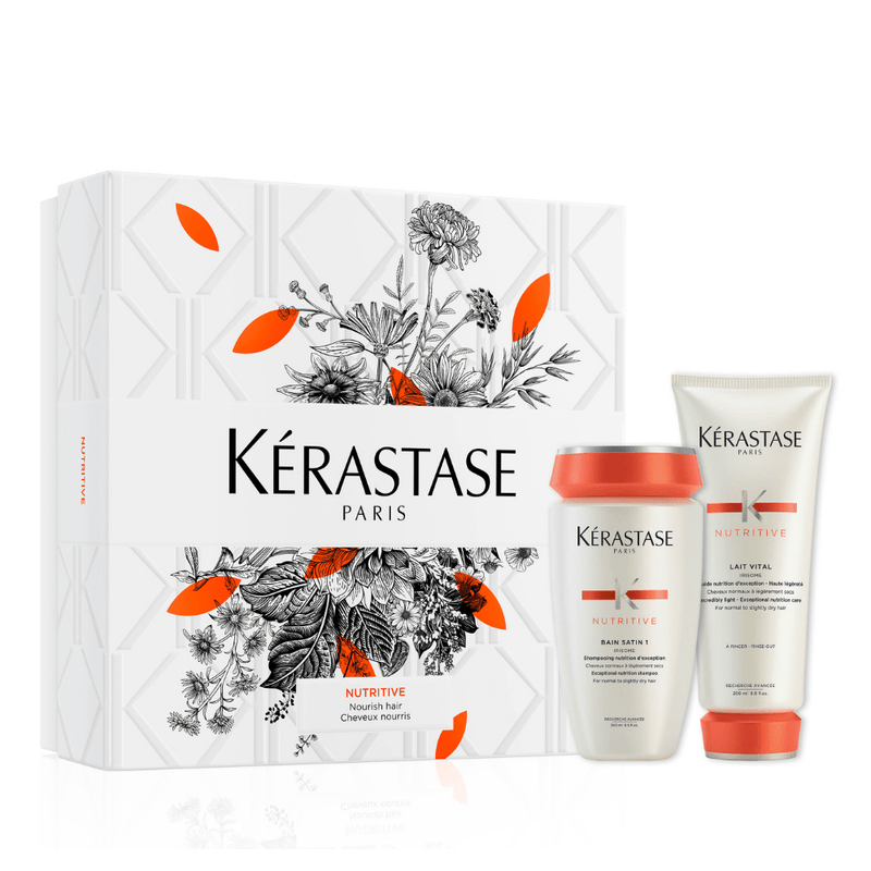 Kérastase Haircare Packs Kérastase Nutritive Fondant Duo