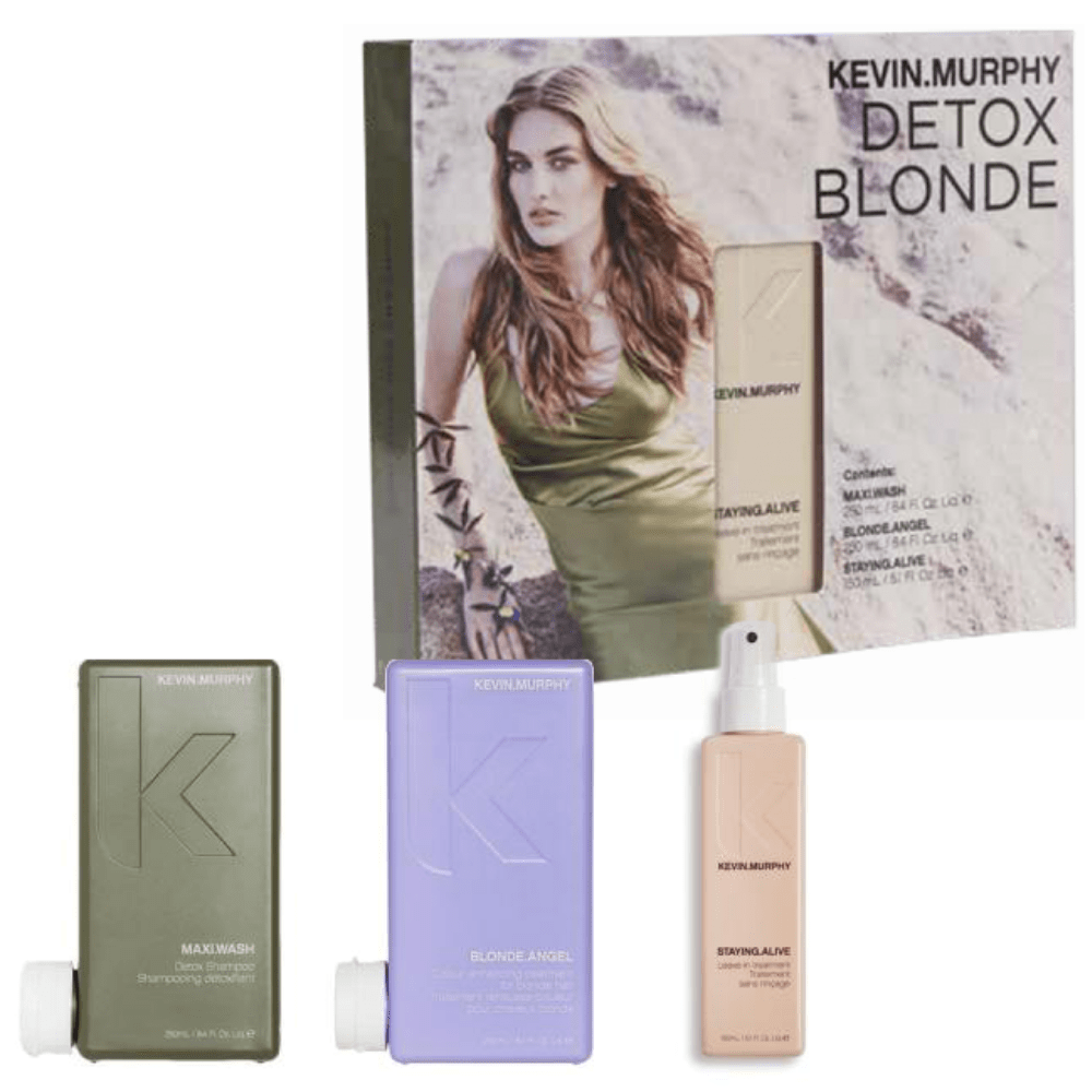 Kevin Murphy Haircare Packs KEVIN.MURPHY Detox Blonde Trio Pack