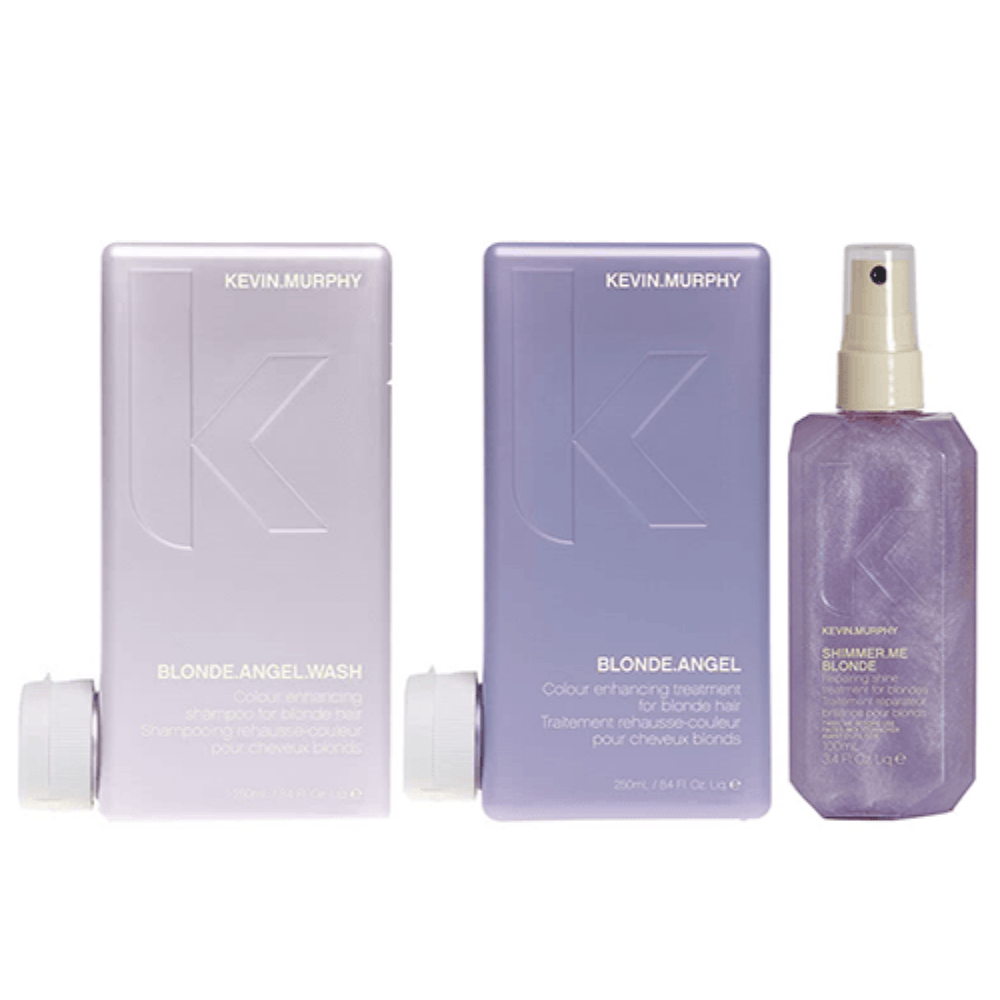 Kevin Murphy Haircare Packs KEVIN.MURPHY Everything Blonde Shimmer Trio Pack