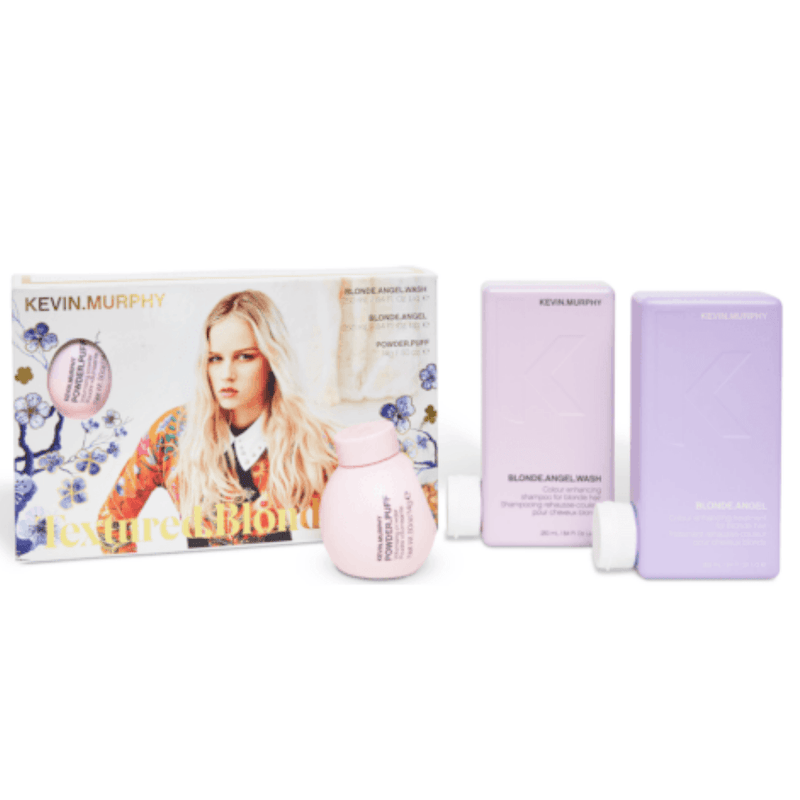 Kevin Murphy Haircare Packs KEVIN.MURPHY Textured. Blonde Trio Pack