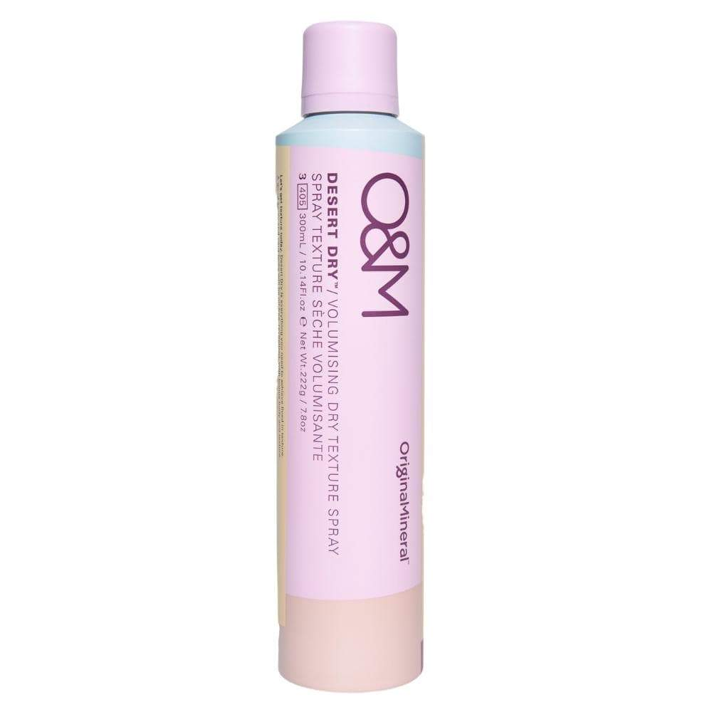 O&M Styling O&M Desert Dry Volumising Dry Texture Spray 300ml