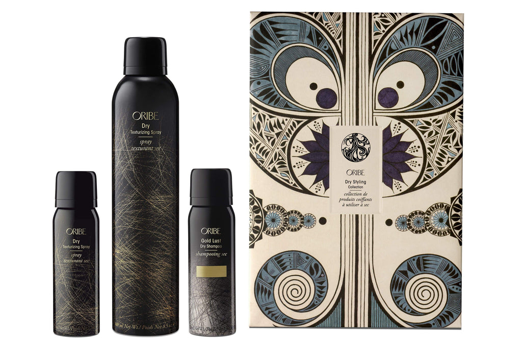 Oribe Haircare Packs Oribe Dry Styling Collection