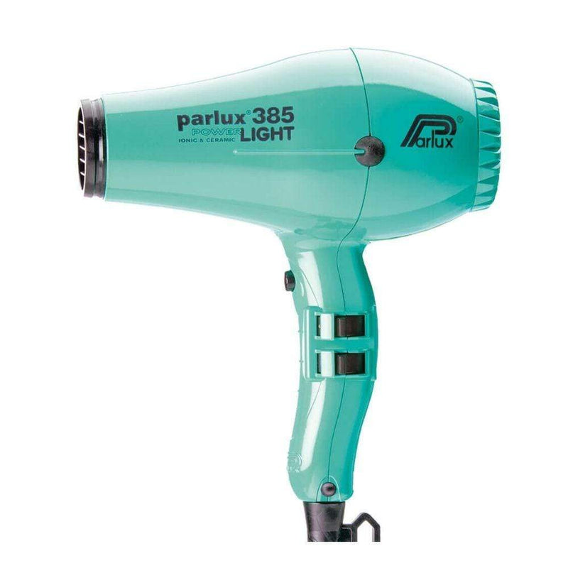 Parlux Electricals PARLUX 385 POWER LIGHT IONIC AND CERAMIC HAIR DRYER- Aqua