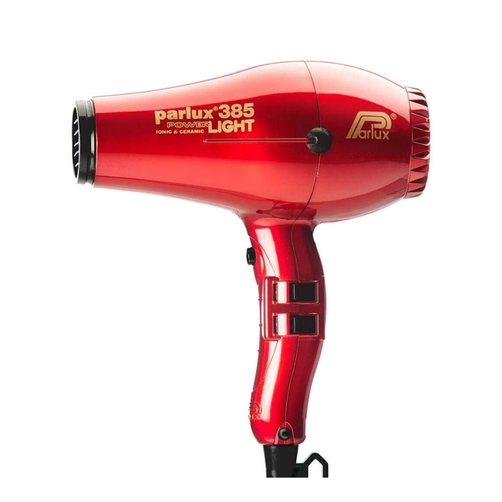 Parlux Electricals PARLUX 385 POWER LIGHT IONIC AND CERAMIC HAIR DRYER- Red