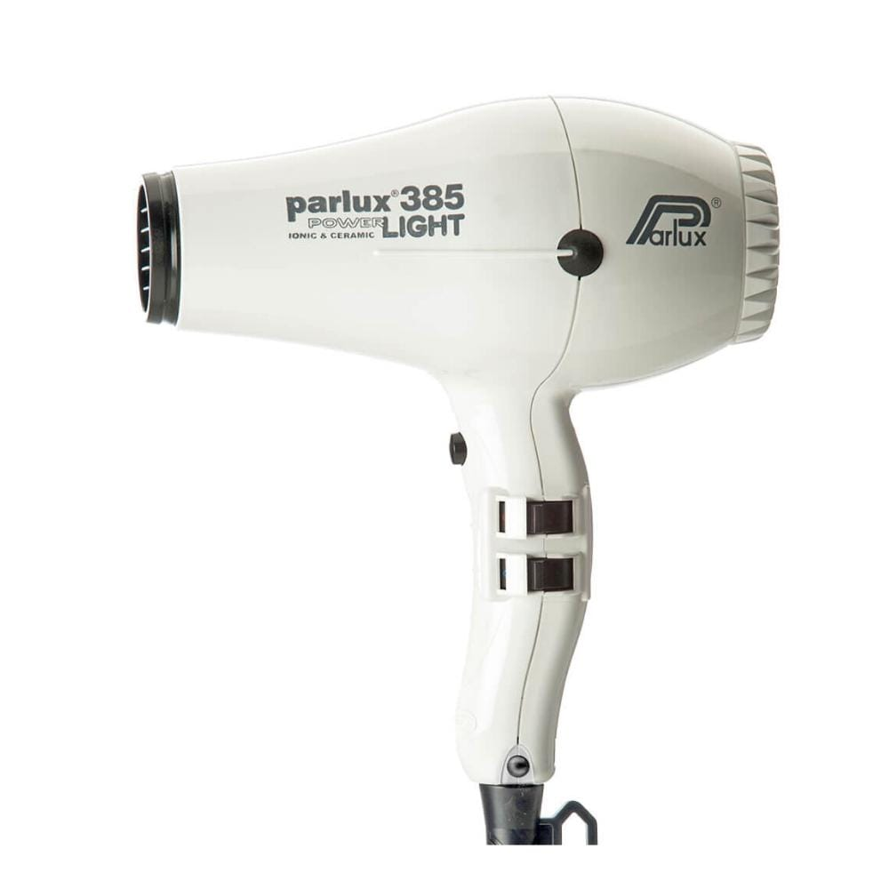 Parlux Electricals PARLUX 385 POWER LIGHT IONIC AND CERAMIC HAIR DRYER- White