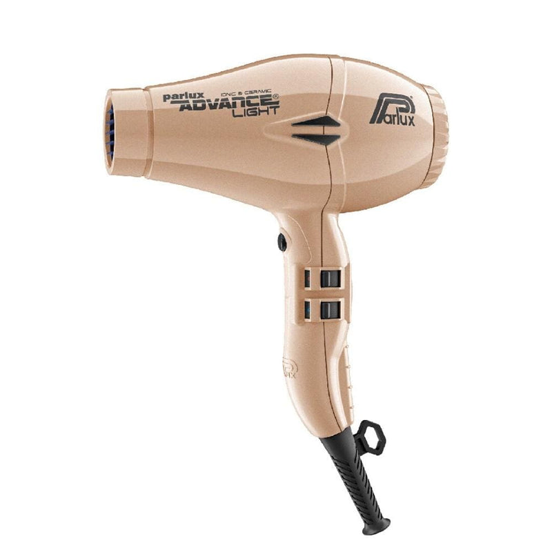 Parlux Electricals PARLUX ADVANCE LIGHT IONIC AND CERAMIC HAIR DRYER- Gold