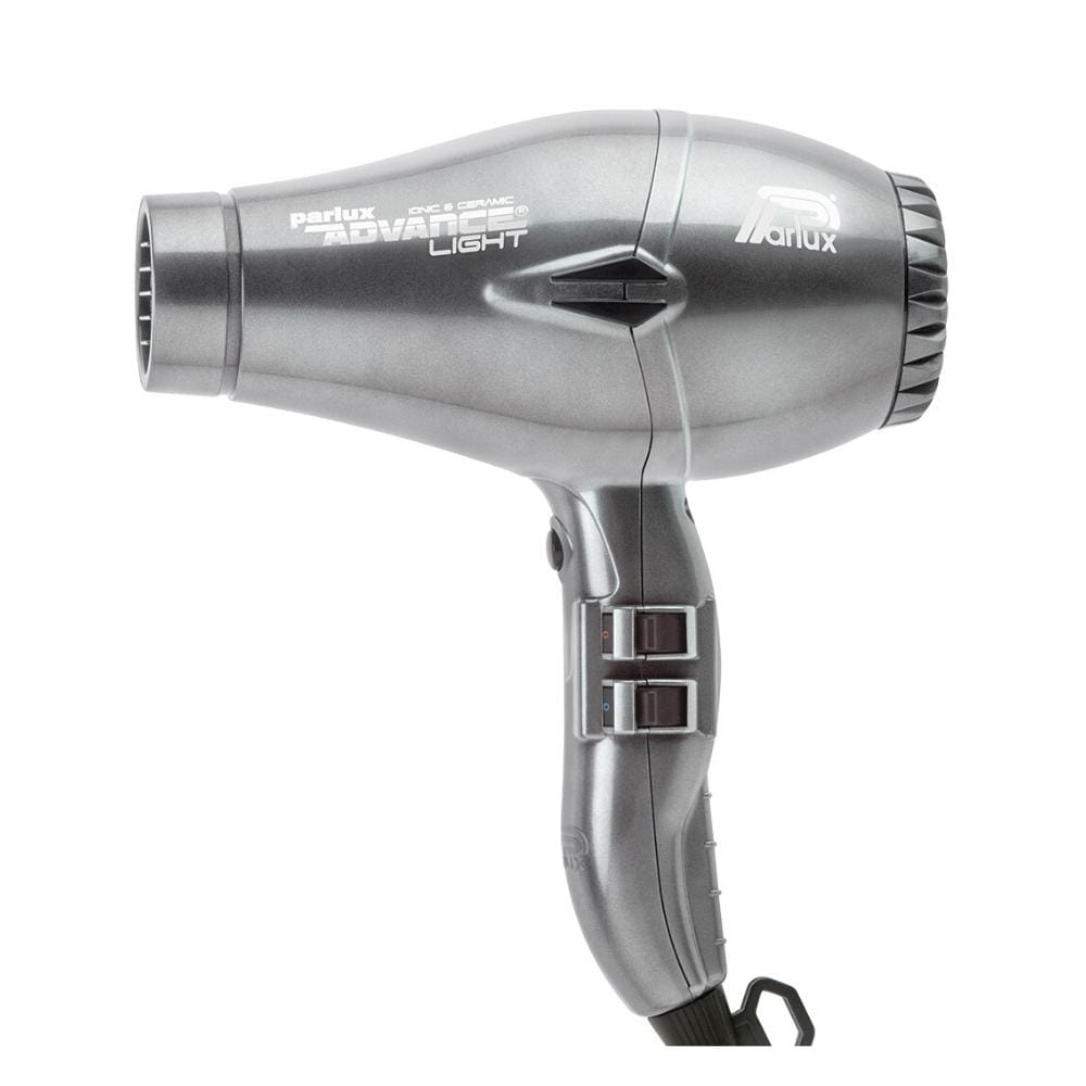 PARLUX ADVANCE LIGHT IONIC AND CERAMIC HAIR DRYER- Graphite