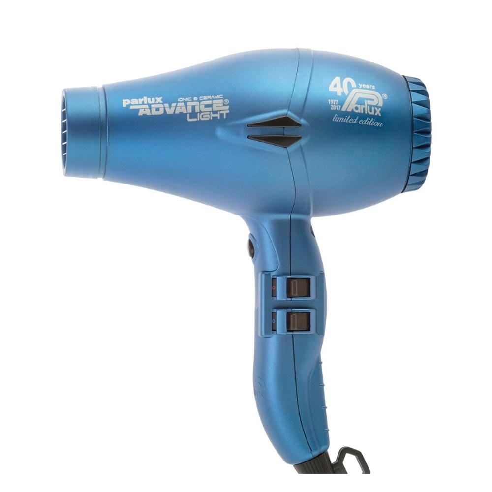 Parlux Electricals PARLUX ADVANCE LIGHT IONIC AND CERAMIC HAIR DRYER- Matte Blue