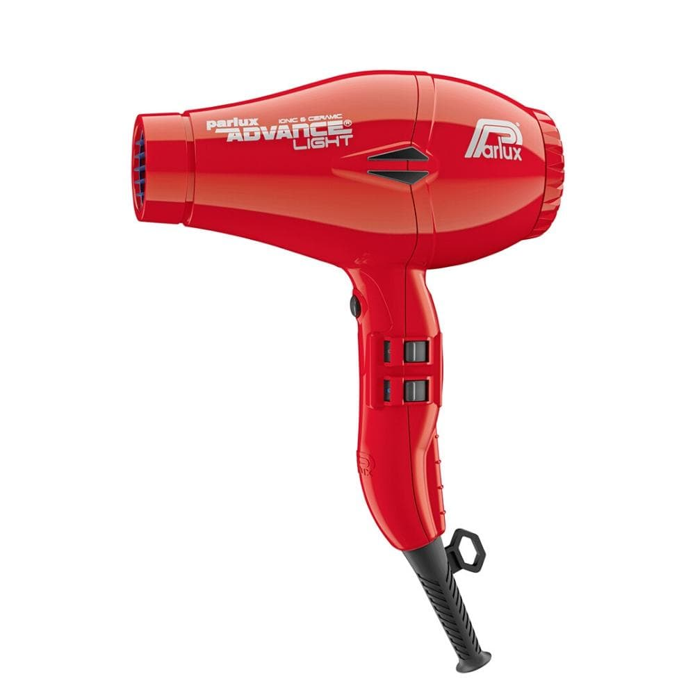 Parlux Electricals PARLUX ADVANCE LIGHT IONIC AND CERAMIC HAIR DRYER- Red