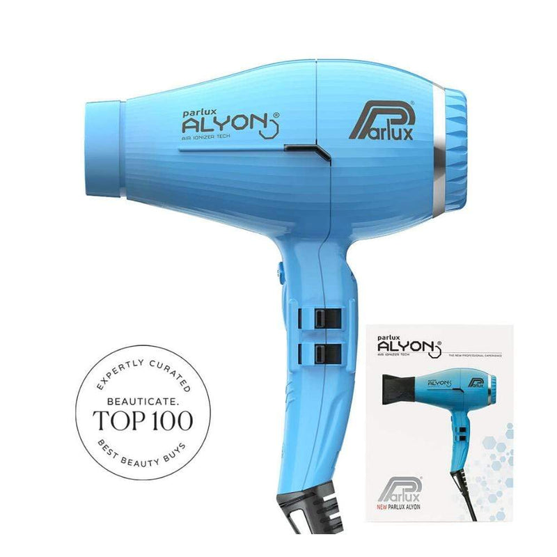 Parlux Electricals PARLUX ALYON AIR IONIZER TECH HAIR DRYER- Blue