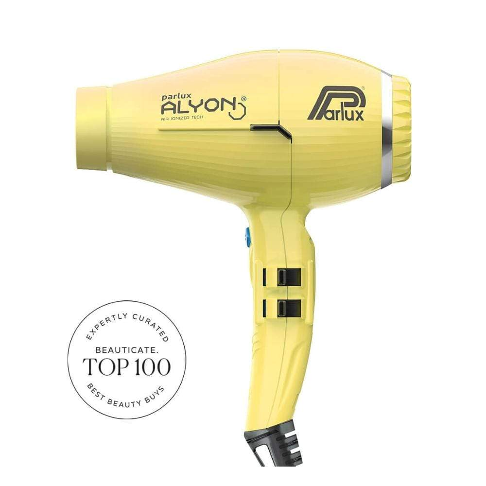 Parlux Electricals PARLUX ALYON AIR IONIZER TECH HAIR DRYER- Yellow