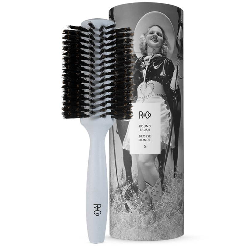 R+Co Brushes R+Co Round Brush 5- 3 inch