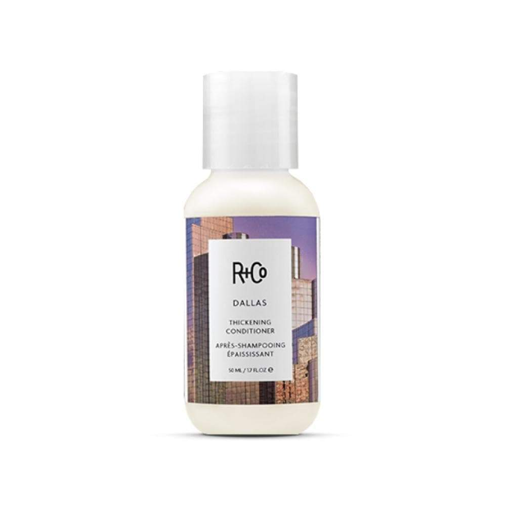 R+Co Conditioner DALLAS Thickening Conditioner 50ml Travel size