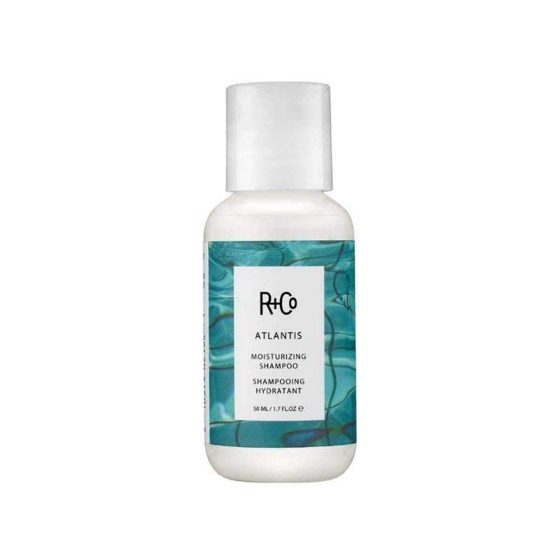 R+Co Shampoo ATLANTIS Moisturizing Shampoo 50ml Travel size